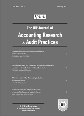 Research in Accounting Regulation, Volume 17 (Research in Accounting Regulation)