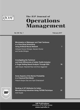 IUP Publications | Journals | Magazines | Publication Ethics